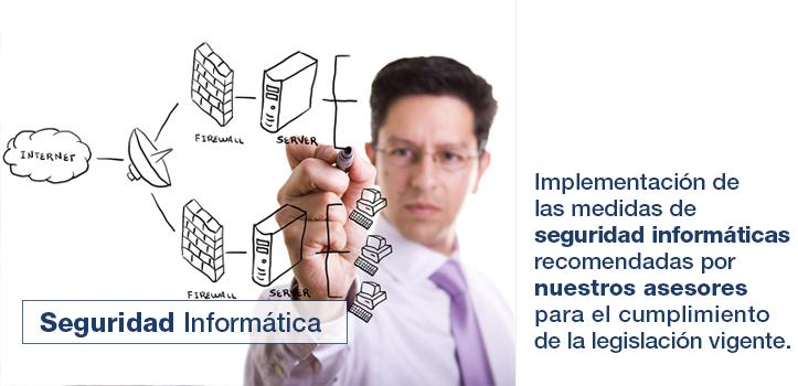Seguridad Informática - Zinetik Consultores en Valencia y Sevilla