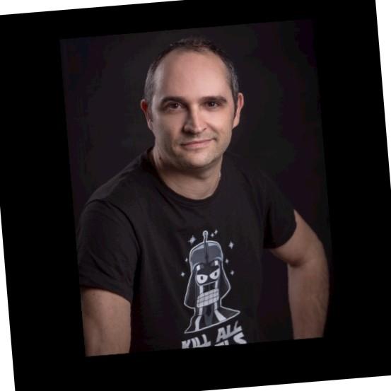 Jesús Pacheco. Experto en Ciberseguridad IoT